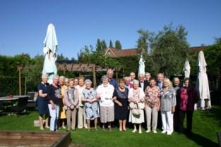 80-jarige Heusdenaars vierden feest