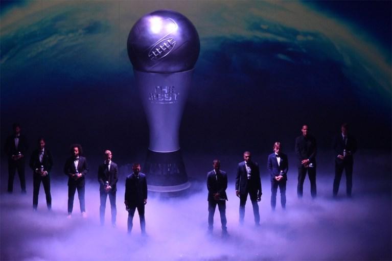 Lionel Messi steekt Virgil van Dijk de loef af voor Wereldvoetballer van het Jaar, Eden Hazard in beste elf