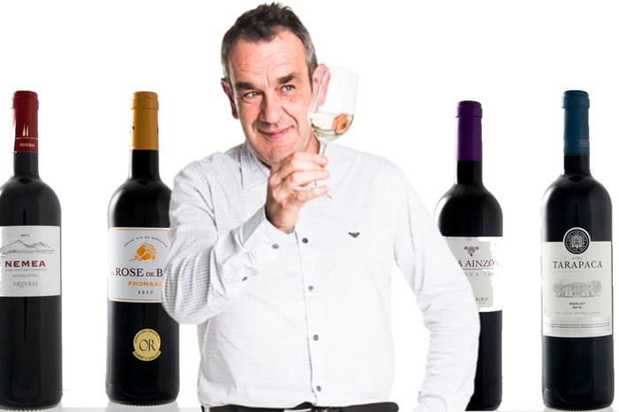 Nieuwkomers in de supermarkt: Alain Bloeykens proeft de nieuwe oogst rode wijn