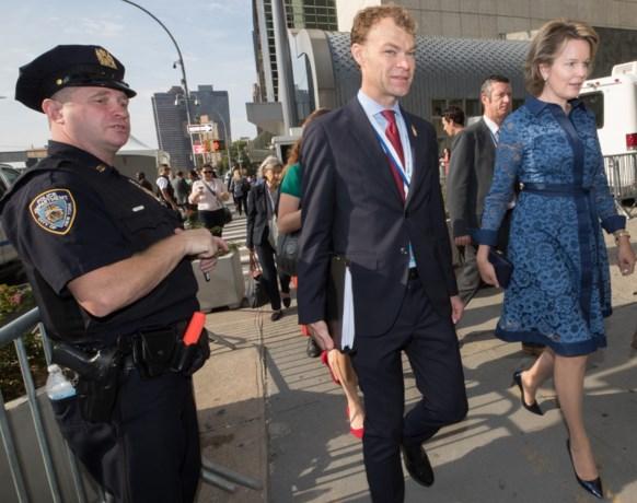 Koningin Mathilde vraagt betere maatregelen voor bescherming kinderen in gewapende conflicten