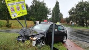 Twee gewonden na ongeval in Eksel