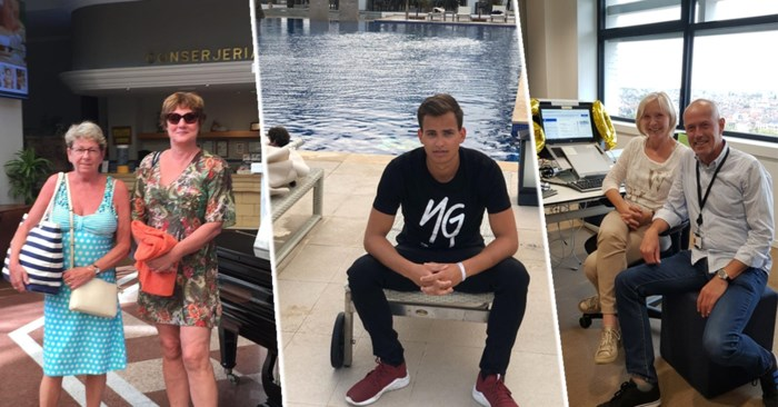 """De ene zit vast in het buitenland, de andere kan niet op reis vertrekken: """"Vakantie ingetrokken en weer gaan werken"""""""