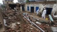 Zeker 32 doden na aardbeving in Pakistan