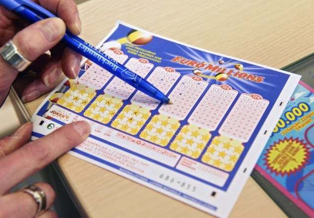 Jackpot EuroMillions van 190 miljoen valt niet, Belg wint wel 5 miljoen