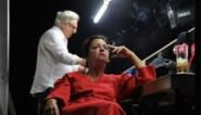 Els Dottermans dan toch zonder sigaret op podium