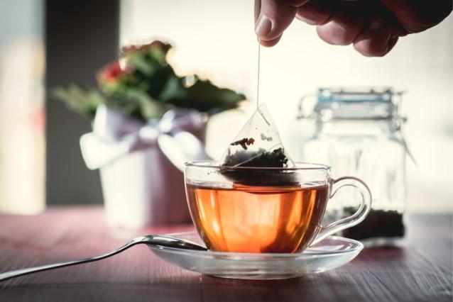 Een lekker kopje thee, met miljarden plastic deeltjes