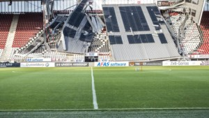 AZ hoopt in december weer eigen stadion in te kunnen