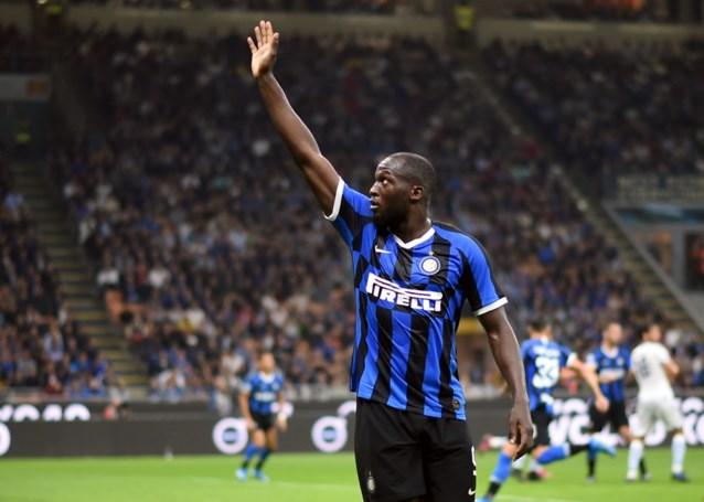 Inter blijft foutloos in Italië, Mertens lijdt zure thuisnederlaag