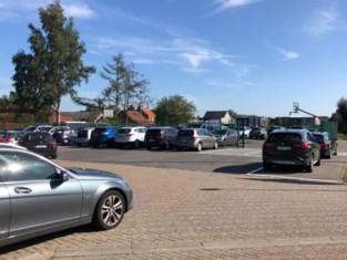 Parking aan sporthal wordt uitgebreid