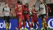 Lamkel Zé en Miyoshi gidsen Antwerp voorbij Lokeren