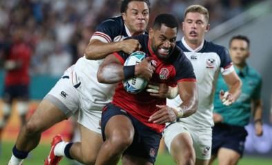 Geen verrassingen op WK rugby: Italië laat Canada geen kans, Engeland klopt VS