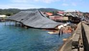 Minstens twee doden bij aardbeving op Molukken