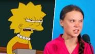 Voorspelde The Simpsons ook speech van Greta Thunberg?