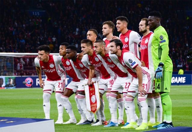 Ajax maakte vorig seizoen liefst 51,9 miljoen euro winst