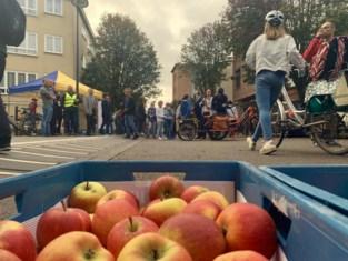 Appels en disco voor grootste schoolstraat