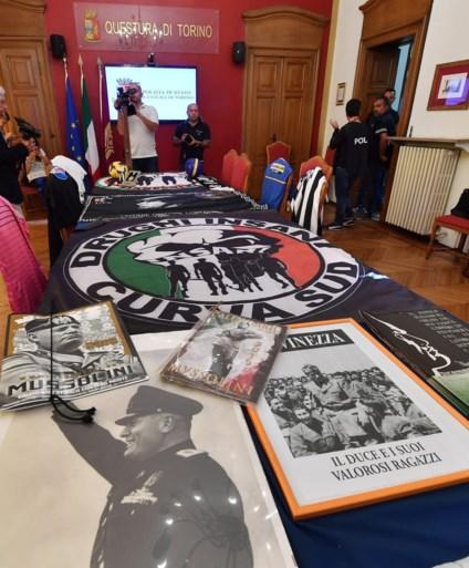 Na heuse maffiapraktijken krijgen hooligans van Juventus stadionverbod van 10 jaar