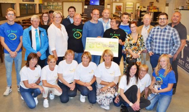 Memorial Pieter-Jan Leutenez levert 14.500 euro op