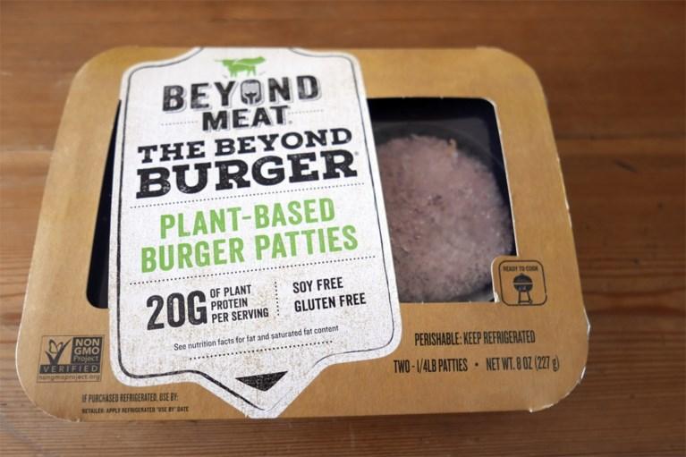 McDonald's experimenteert met plantaardige burger