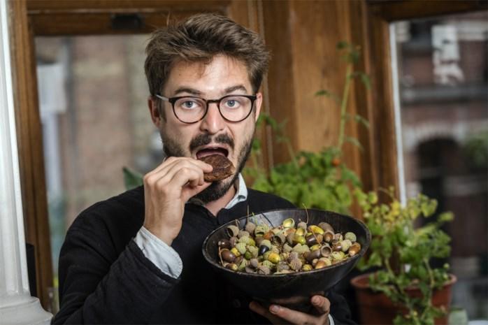 Kookboek voor eikels (de vrucht, niet de kok): kruiden- en plantendeskundige wil ons eikelburgers en eikelbrood doen eten