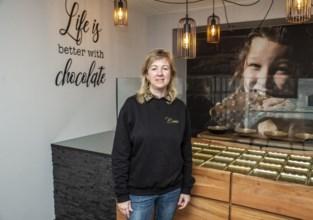 Evelien Kimpe verkoopt met bedrijf Evento doopsuiker op maat en opent nu ook winkel