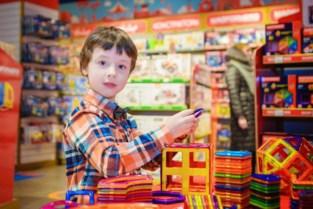 Wie heeft de kindvriendelijkste handelszaak?