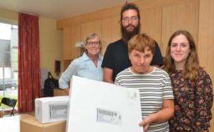 Centrum voor begeleid wonen opent afhaalpunt voor online pakjes