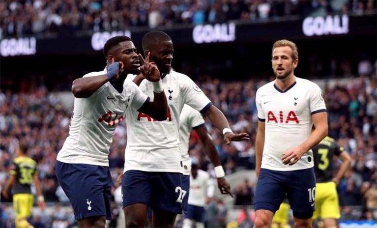 Tottenham-Belgen pakken de volle buit, ondanks enorme blunder van Hugo Lloris en een domme rode kaart