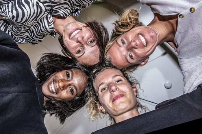 """De Grote Reünie van de Golden Girls, elf jaar na hun olympische titel: """"Comeback à la Clijsters? Nee bedankt, het kriebelt niet"""""""