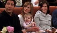 Actrice die baby Emma speelde in 'Friends' deelt nooit eerder getoonde beelden van achter de schermen