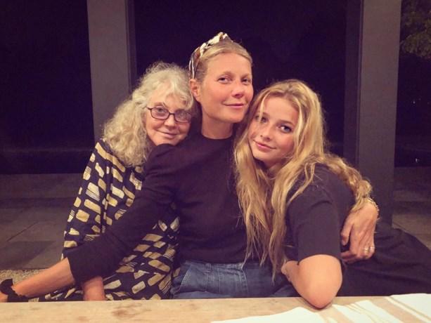 De 'Apple' valt niet ver van de boom: journalist deelt mooi kiekje van Gwyneth Paltrow en haar 15-jarige dochter