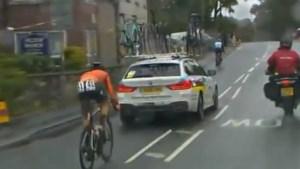Nieuwe beelden tonen dat Nils Eekhoff wel degelijk minutenlang achter auto zat, maar tv-motard neemt het voor hem op