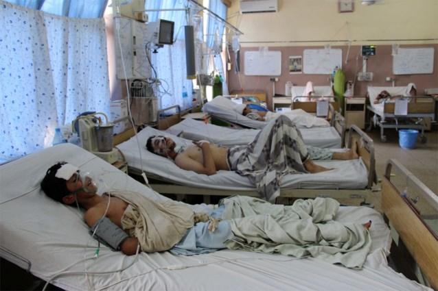 Afghaanse verkiezingen beginnen onder slecht gesternte: al zeker twee doden en zeventien gewonden bij meerdere aanslagen