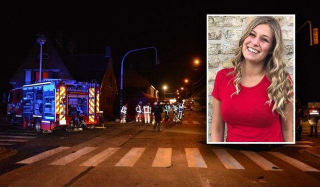 Zware tol na verschrikkelijke botsing in Kortemark: 18-jarige vrouw overleden, man in levensgevaar
