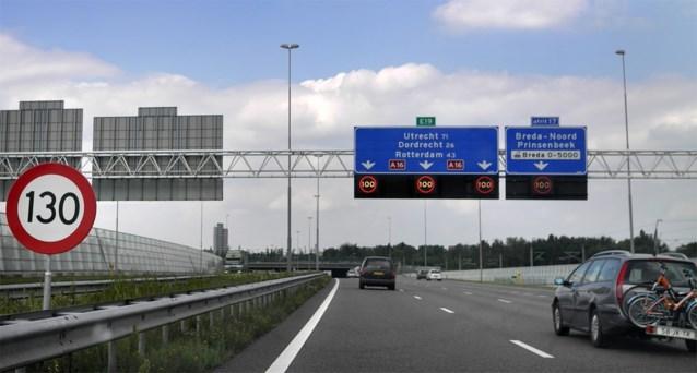 Meerderheid van Nederlanders wil lagere maximumsnelheid op snelwegen