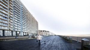 Zicht op zee, wordt zicht op muur: appartementen op gelijkvloers dreigen in waarde te kelderen