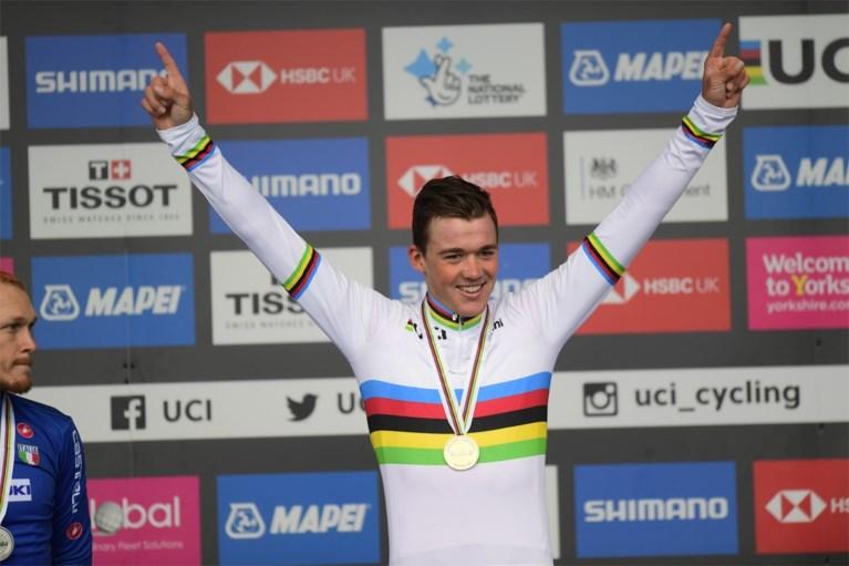 Deen Mads Pedersen is de verrassende nieuwe wereldkampioen, topfavorieten één voor één overboord en Belgen ontgoochelen
