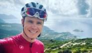 Onfortuinlijke Chris Froome zit opnieuw op de fiets na zware valpartij in Dauphiné