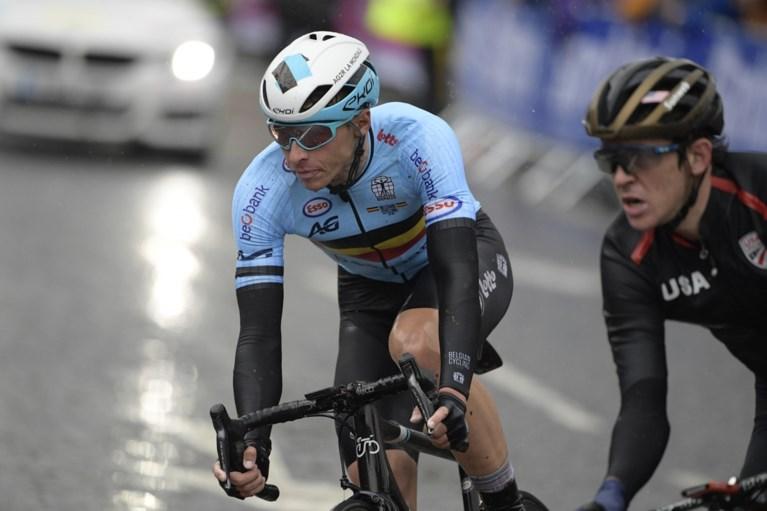 """Leeggereden Greg Van Avermaet is eerste Belg op achtste plaats: """"Ik kon er niet meer uithalen"""""""