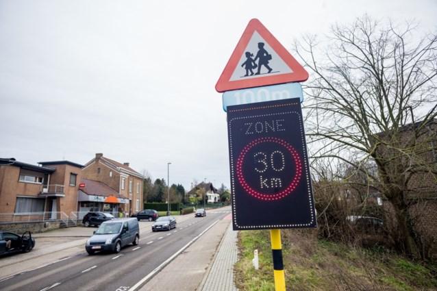 Helft van Vlaamse automobilisten vindt dat snelheidslimiet in straat niet wordt nageleefd