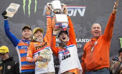 Nederland wint Motorcross der Naties voor verrassende Belgen
