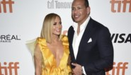 Jennifer Lopez deelt foto's van haar verlovingsfeestje