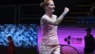 Alison Van Uytvanck stijgt zeventien plaatsen op wereldranglijst, status quo voor David Goffin bij de mannen