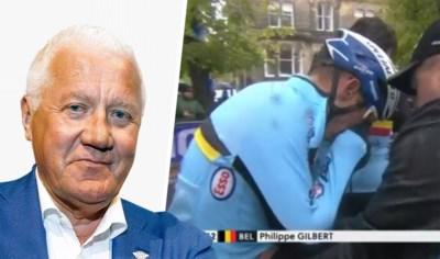 """Patrick Lefevere blikt terug op vreemd WK: """"Alle begrip voor zijn ontgoocheling, maar zo ken ik Gilbert niet"""""""