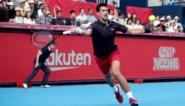Novak Djokovic staat er opnieuw na opgave op US Open: schouderblessure verleden tijd