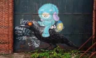 """Tiental werken van graffiti-wereldster gered van sloop: """"Hij ligt er zelf niet van wakker"""""""