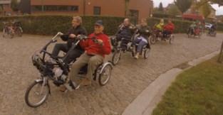 Bewoners Ter Stelten blijven in beweging dankzij speciale fietsen