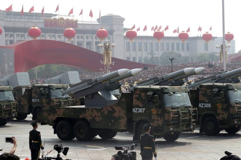 """Volksrepubliek China viert 70ste verjaardag: """"Geen enkele macht kan ons tegenhouden"""""""