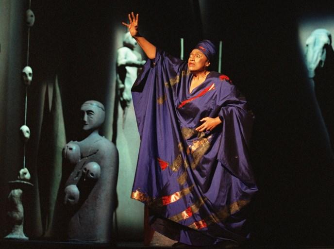 Operalegende Jessye Norman overleden