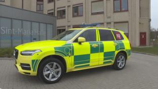 Fietser zwaargewond op Steenweg Asse