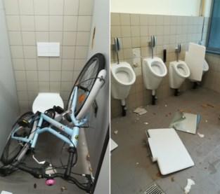 """Vandalen richten opnieuw ravage aan in basisschool: """"Toiletten vernield, tegels van de muur, spiegels stuk, het is om van te huilen"""""""